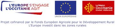 Avec le soutien financier de l'Europe